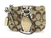 Coach Sutton Wristlet