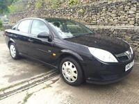 Vauxhall/Opel Vectra 1.8i VVT ( 140ps ) 2007MY Life