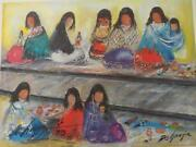 DeGrazia Signed Print