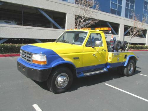 Used Tow Trucks Ebay