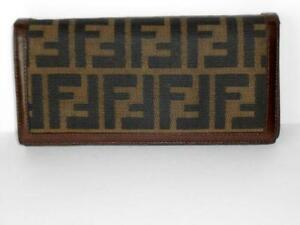 Buy Cheap Low Price Perfect Fendi Logo Wallet Excellent For Sale Collections Cheap Price vXz18377Zn