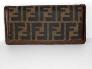 Vintage Fendi Wallet b2b754635332f