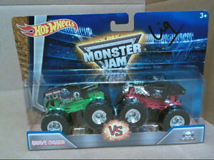 Hot Wheels Monster Jam set
