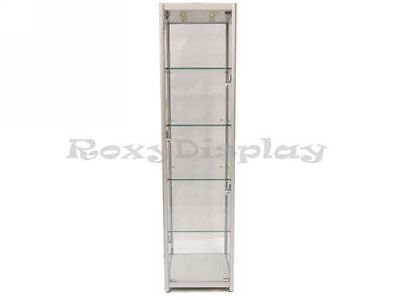 Full Vision Tower Showcase Display Store Fixture Assembled Wlights Tw20al-sc