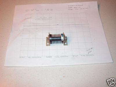 Midwest Mw Dc-18 Ghz 4.5 Db 10 Watt Attenuator Tested Last One