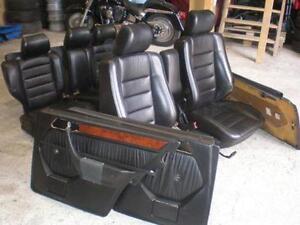 w124 sitze ebay. Black Bedroom Furniture Sets. Home Design Ideas