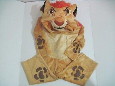 Disney Junior The Lion Guard Kion Costume Dress Up Size 2T New - Disney Junior Costumes