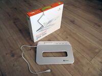 NOTEBOOK COOLER + 4 Port USB HUB + PWR SUPPLY