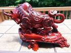 Ox Antique Chinese Statues