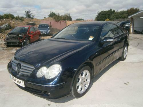 mercedes clk 270 cdi ebay. Black Bedroom Furniture Sets. Home Design Ideas