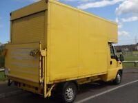 Fast Man Guaranteed' short notice 24/7 MAN JUST PAY £30/PH van all LONDON REMOVAL RELIABLE