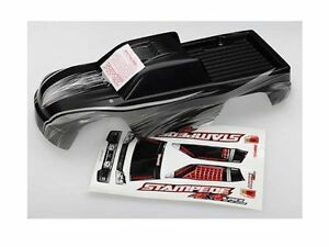 Wanted: Traxxas Stampede 4x4 body new or like new ok