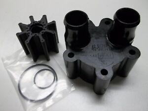 NEW Water Pump Impeller Kit MerCruiser Bravo 46-807151A14, 18-3150 sea raw