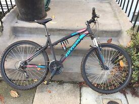 Mountain bike ROCKRIDER 340 B TWIN size small NEWLY SERVED