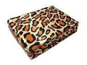Satin Leopard Sheets