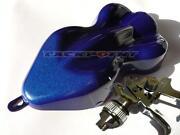 Autolack Metallic Blau