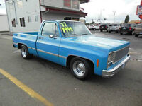 1987 AND OLDER CHEVY/GMC SHORT BOX TRUCK