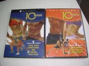 Workout DVD Lot