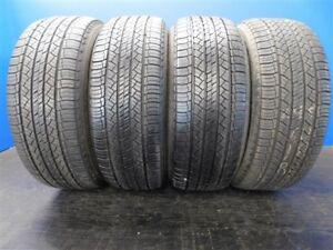 275 45 21 Michelin Latitude Sport TIRES SET (4) 97% TREAD