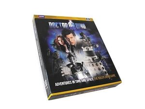 Doctor Who Adventures in Time and Space: The Roleplaying Game  - BRAND NEW