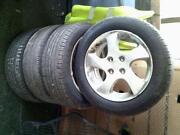 Mazda 2 Wheels