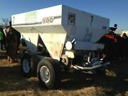 Used Fertilizer Spreader