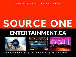 Wedding DJ Services - SourceOneEntertainment.ca