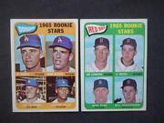 1965 Baseball Card Lot