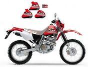 Honda Racing Decals
