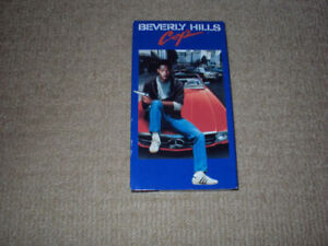 BEVERLY HILLS COP, VHS MOVIE, EXCELLENT CONDITION