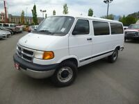 2002 DODGE RAM B2500 (ONLY 112,000 KMS)