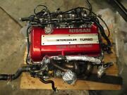 SR20DET Engine