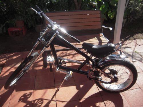Chopper Bicycle Ebay