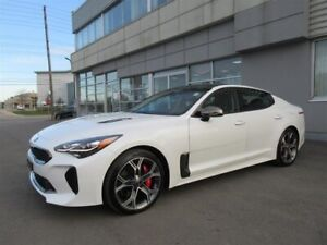 2018 Kia Stinger GT GT DEMO/AWD/Leather/Roof/Android Auto Apple