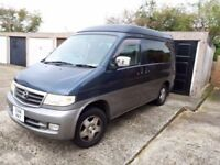 Lovely Campervan with new Engine and everything updated,Points,Plugs,Cam belt all renewed
