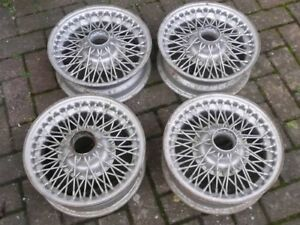 """LOOKING FOR: Triumph Spitfire 1500 wire rims 13""""x 4.5"""""""