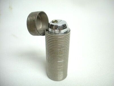 Vintage Roll of Quarters CIGARETTE LIGHTER Coin Works Mid Century