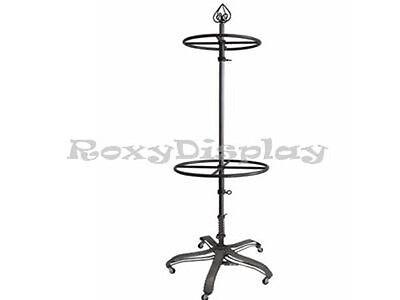 Display Clothes Rack Metal Round Racks Ty-902