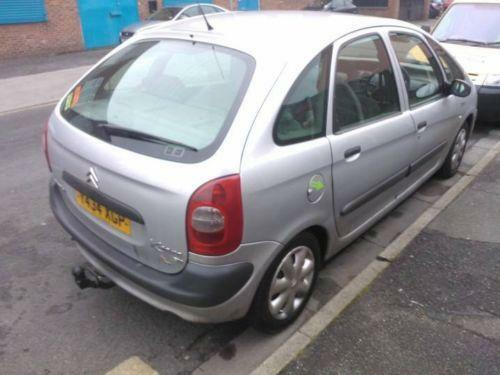 Citroen Picasso Tow Bar Used