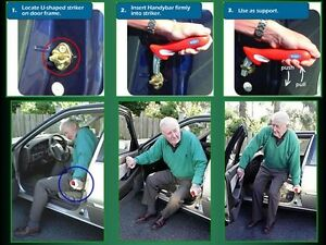 Handybar Car Door Grab Bar Mobility Aid