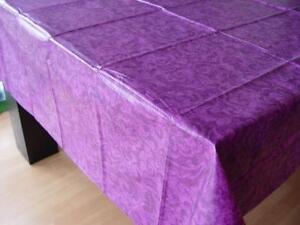 tischdecke rund 160 ebay. Black Bedroom Furniture Sets. Home Design Ideas