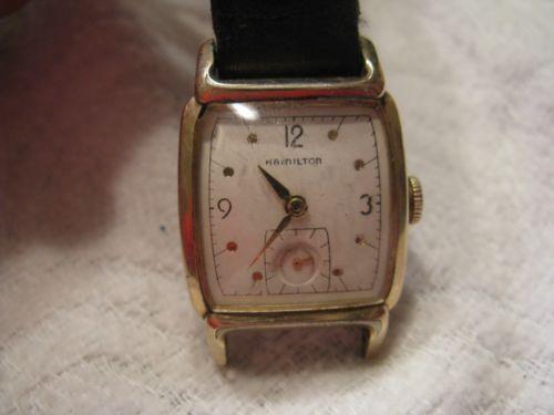 Vintage watches on ebay