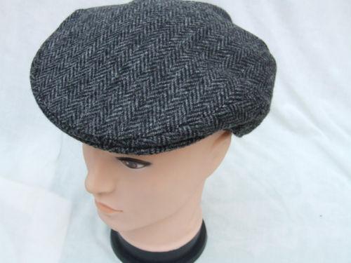 Harris Tweed Hat  e213801e3bb0