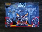 Star Wars Transformers Millennium Falcon
