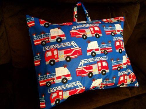 Fire Truck Blanket Ebay
