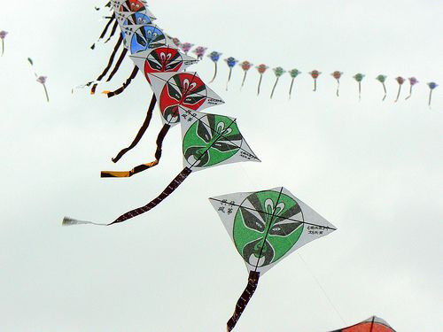 NEW Easy, to fly kites for family w stock