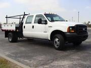 Used Truck Flat Bed