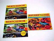 Matchbox Catalog