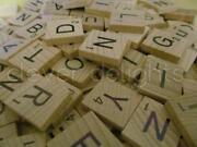Scrabble Tiles