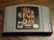 Nintendo 64 Conker's Bad Fur Day